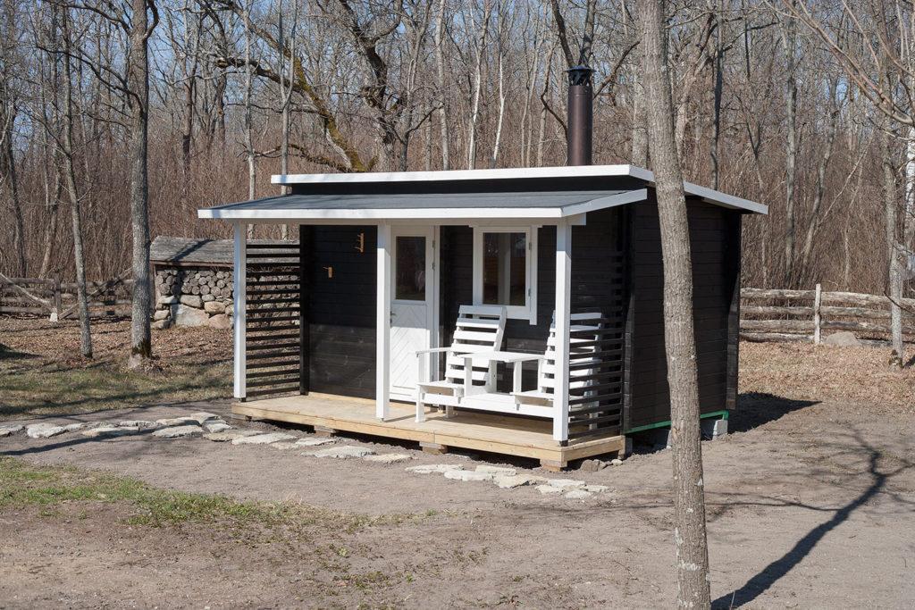 ITI 8 m² + terrass 4 m²
